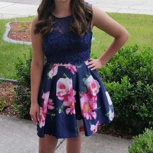 Dresses & Skirts - Two-Piece Formal Dress